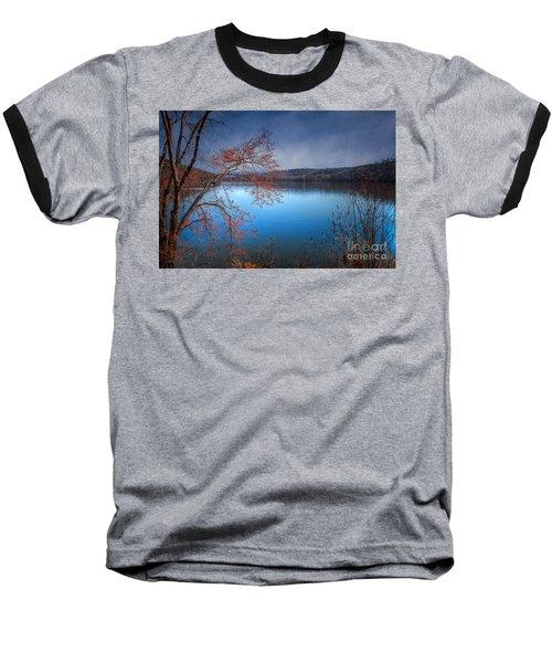 Spring At The Lake Baseball T-Shirt
