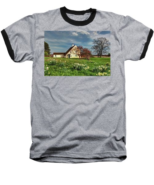 Spring At The Paine House Baseball T-Shirt