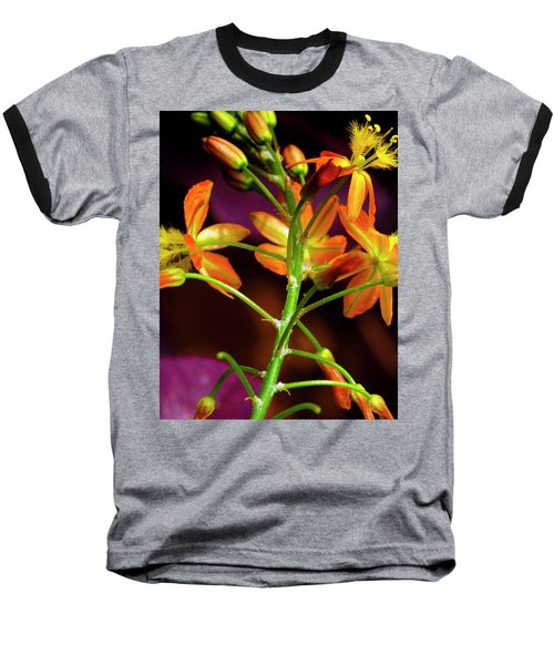 Baseball T-Shirt featuring the photograph Spring Blossoms 3 by Stephen Anderson
