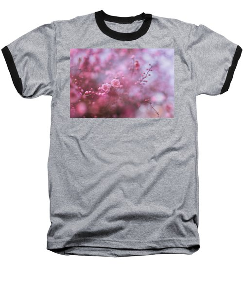 Spring Blossoms In Their Beauty Baseball T-Shirt
