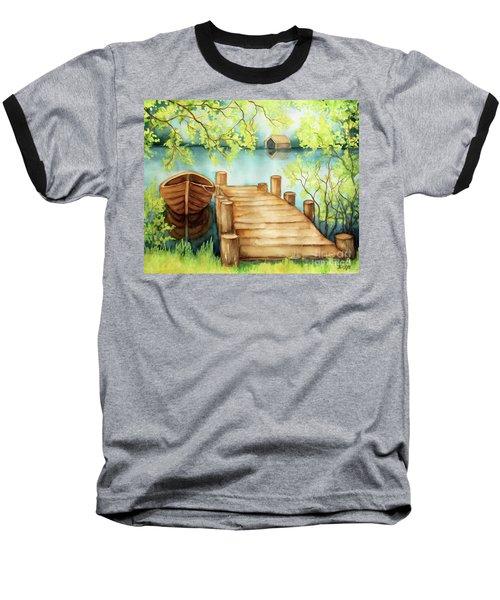 Spring Boat Baseball T-Shirt