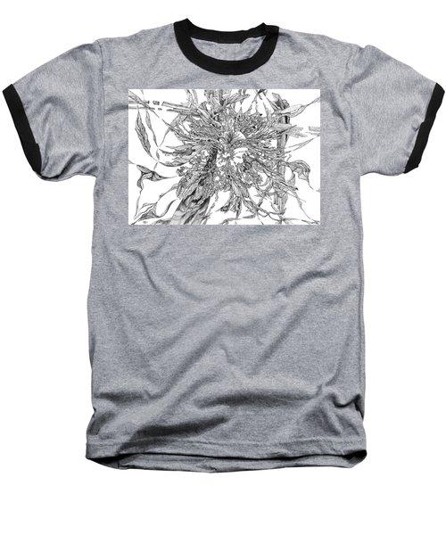 Spring Burst Baseball T-Shirt
