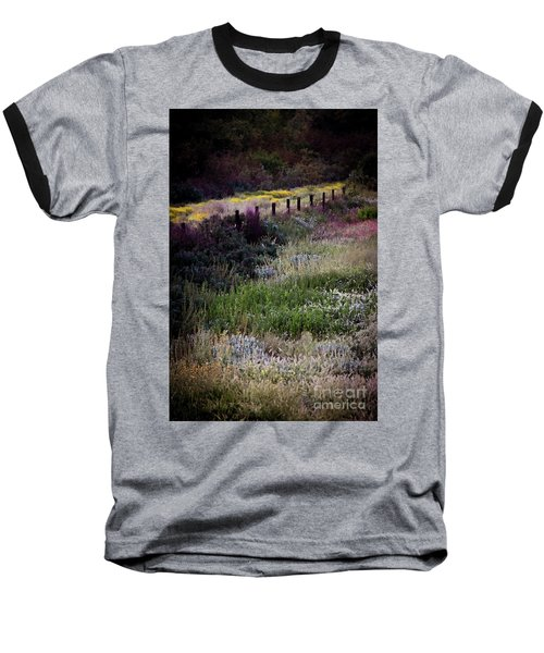 Baseball T-Shirt featuring the photograph Spring Colors by Kelly Wade