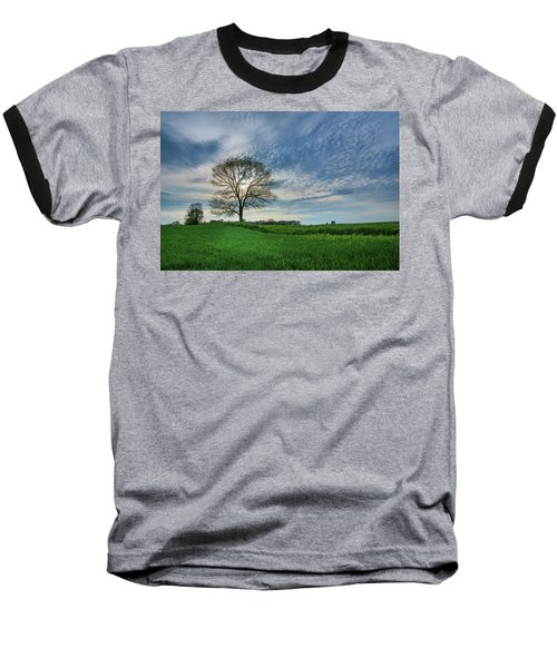 Baseball T-Shirt featuring the photograph Spring Coming On by Bill Pevlor