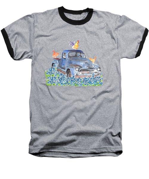 Spring Coop Pe016 Baseball T-Shirt