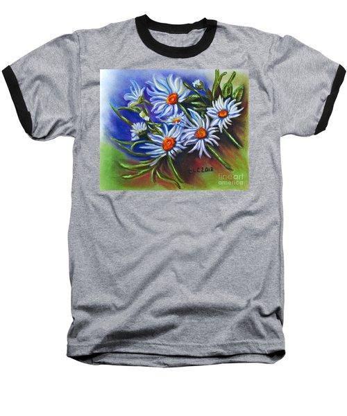 Spring Dasiy  Baseball T-Shirt