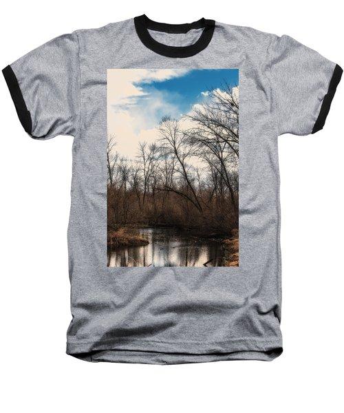 Spring Day Baseball T-Shirt