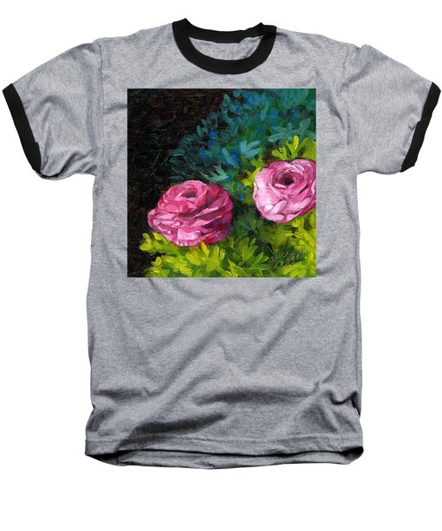 Spring Dewdrops Baseball T-Shirt