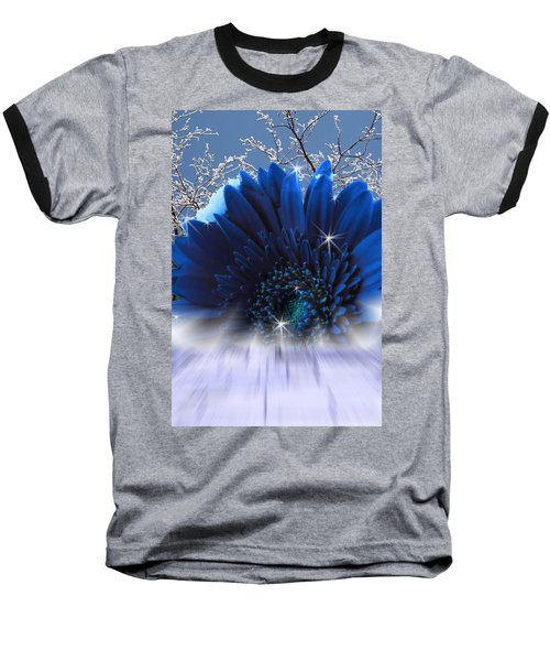 Spring Emergence  Baseball T-Shirt by Cathy  Beharriell