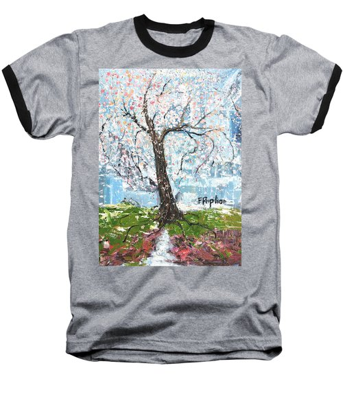 Spring Expression Baseball T-Shirt