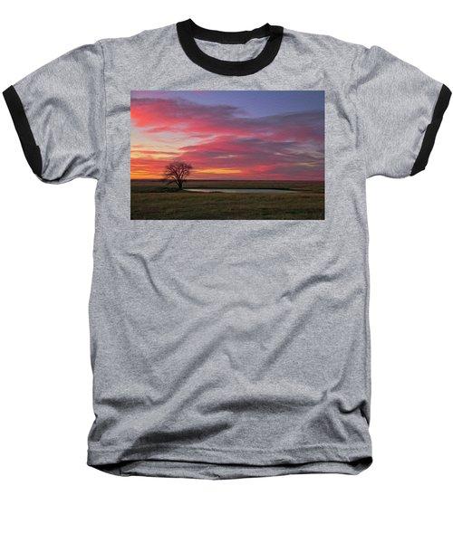 Spring Fed Peace Baseball T-Shirt