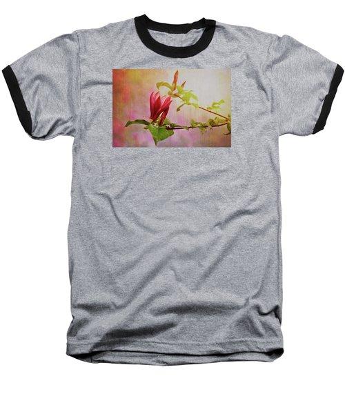 Spring Flare Baseball T-Shirt
