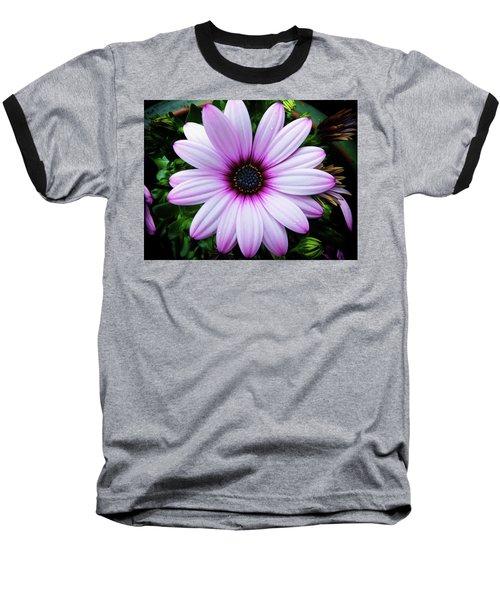 Spring Flower Baseball T-Shirt by Karen Stahlros