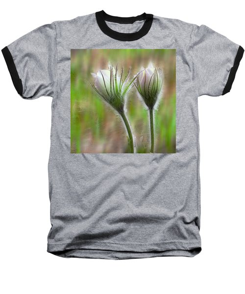 Baseball T-Shirt featuring the photograph Spring Flowers by Vladimir Kholostykh