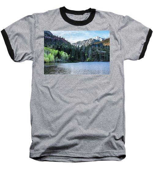 Spring Green Baseball T-Shirt