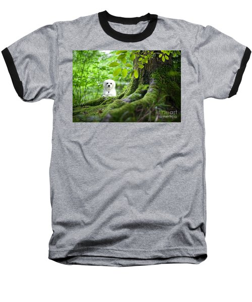 Spring Green Baseball T-Shirt