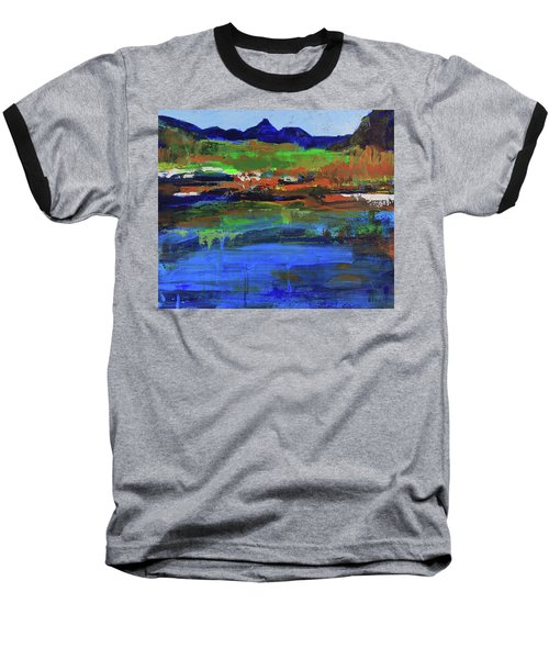 Spring In High Country Baseball T-Shirt