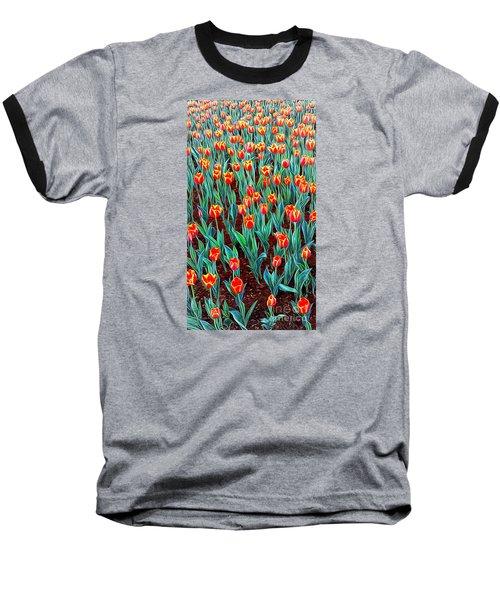 Spring In Holland Baseball T-Shirt by Ian Gledhill