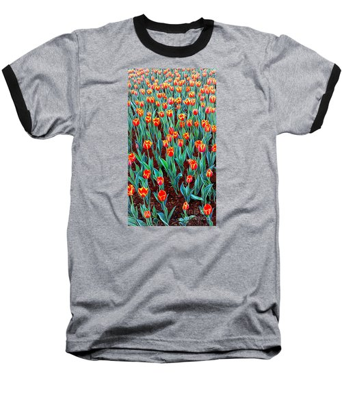 Spring In Holland Baseball T-Shirt