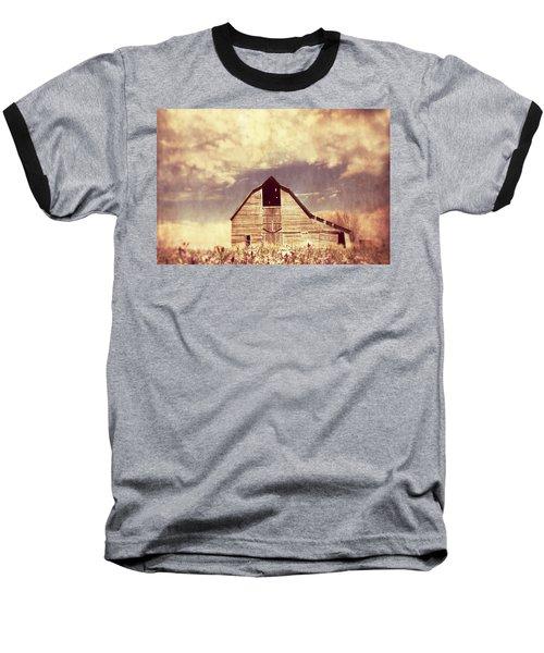 Spring In Kansas  Baseball T-Shirt by Julie Hamilton