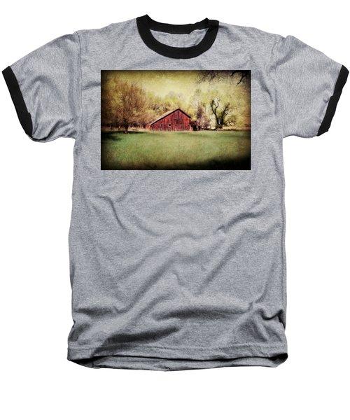 Spring In Nebraska Baseball T-Shirt