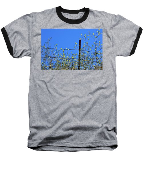 Spring In The Country Baseball T-Shirt