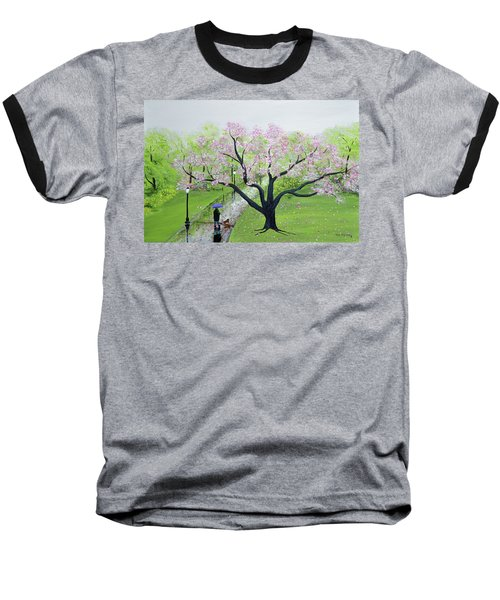 Spring In The Park Baseball T-Shirt