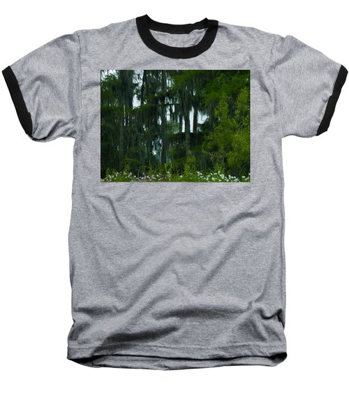 Spring In The Swamp Baseball T-Shirt