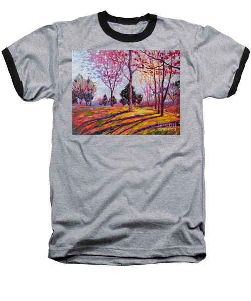 Spring Light Baseball T-Shirt