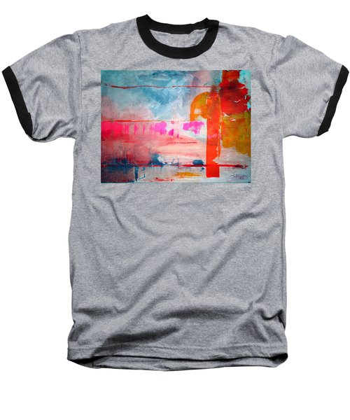 Spring Light North Wind Baseball T-Shirt