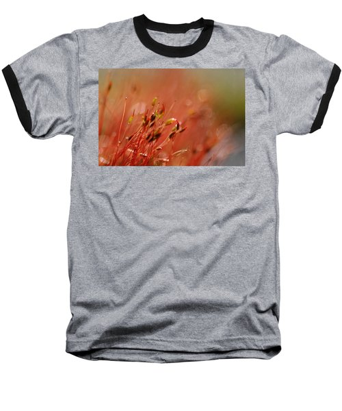 Baseball T-Shirt featuring the photograph Spring Macro3 by Jeff Burgess