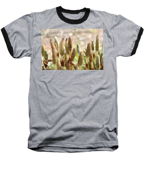 Baseball T-Shirt featuring the photograph Spring Macro4 by Jeff Burgess