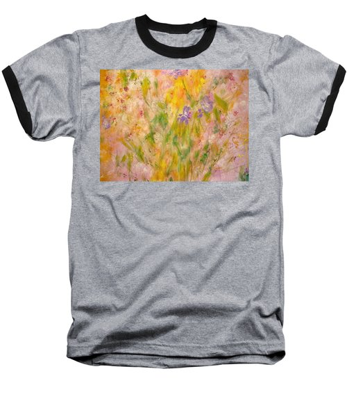 Spring Meadow Baseball T-Shirt