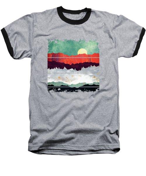 Spring Moon Baseball T-Shirt