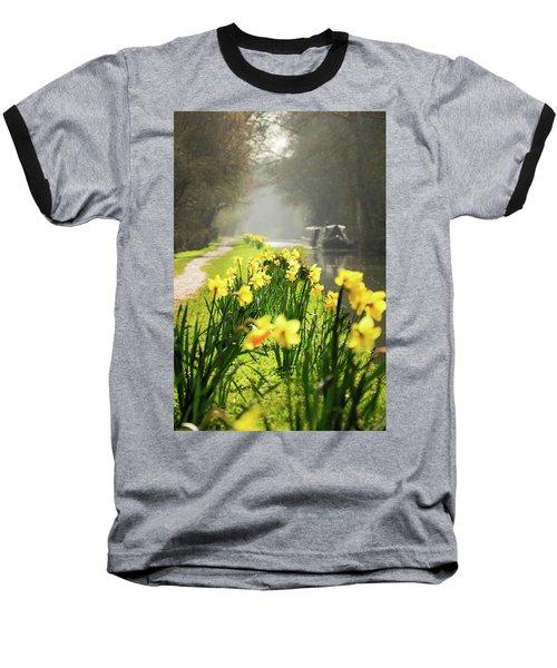 Spring Morning Baseball T-Shirt