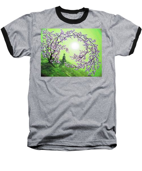 Spring Morning Meditation Baseball T-Shirt