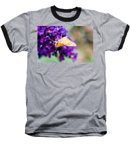 Spring Moth Baseball T-Shirt