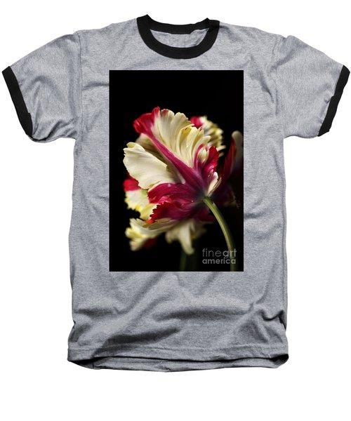 Spring Parrot Tulip Baseball T-Shirt
