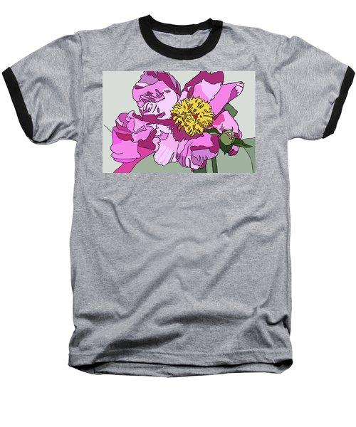 Spring Pink Baseball T-Shirt