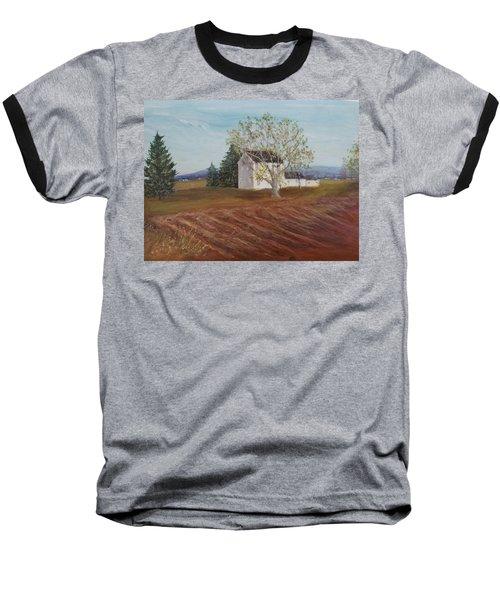 Spring Plowing Baseball T-Shirt