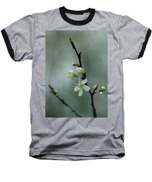 Spring Rain Mood Baseball T-Shirt