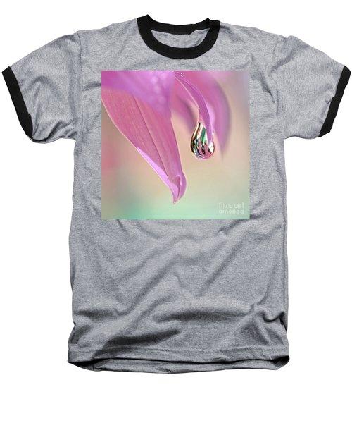 Spring Raindrop By Kaye Menner Baseball T-Shirt