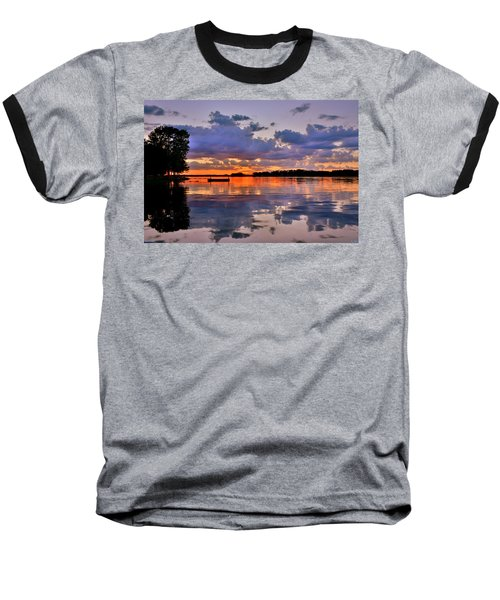 Spring Reflections Baseball T-Shirt