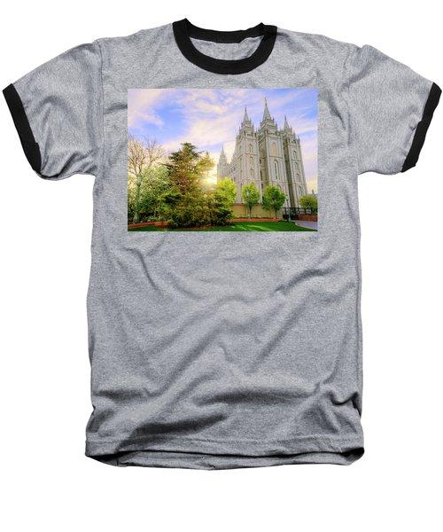 Spring Rest Baseball T-Shirt