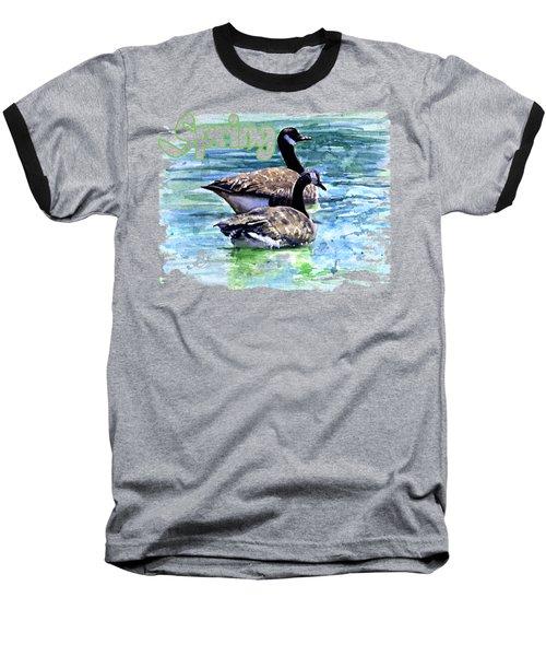 Spring Shirt Baseball T-Shirt