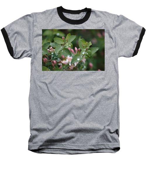 Spring Showers 5 Baseball T-Shirt by Antonio Romero