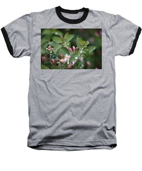 Spring Showers 5 Baseball T-Shirt
