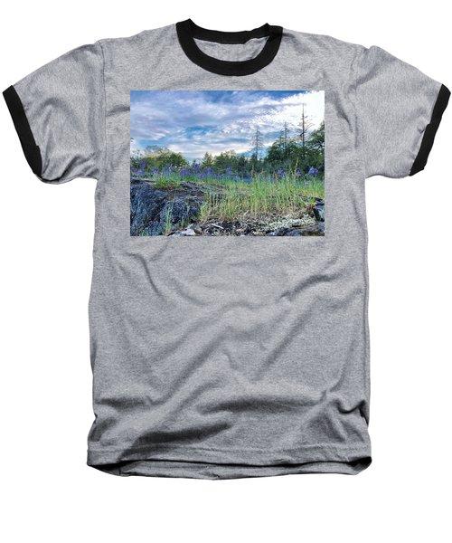 Spring Sky Baseball T-Shirt