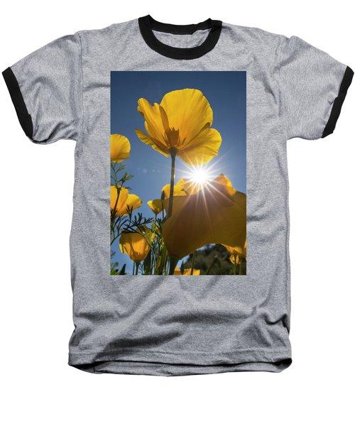Spring Starburst Baseball T-Shirt