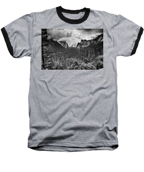 Spring Storm Baseball T-Shirt